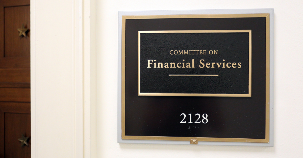 House Financial Services Committee